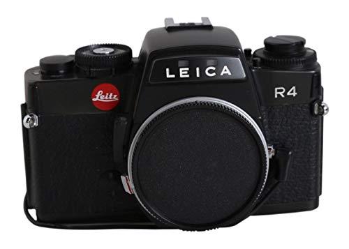 Leica R4 Spiegelrelfexkamera SLR Kamera in schwarz (Body)