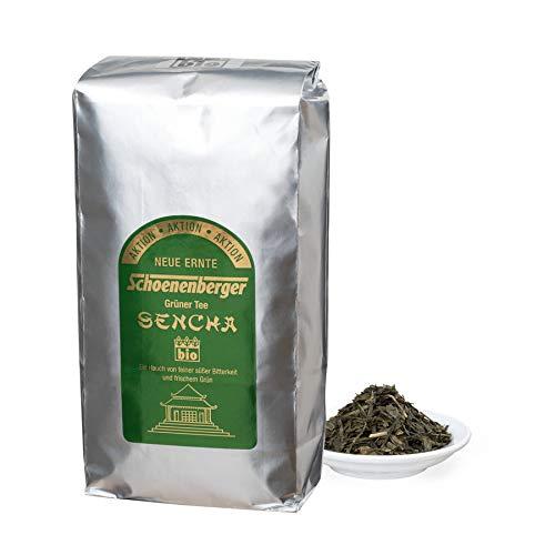 Sencha Grüner Tee bio (0.5 Kg)