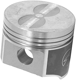Speed Pro TRW Forged Flat Top Coated Skirt Piston Set/8 compatible with Chrysler Dodge Plymouth 440 Six Pack 10.1:1 +.040