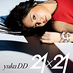 yukaDD(;´∀`)「Diamonds」の歌詞を収録したCDジャケット画像