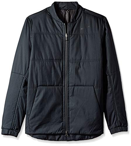NIKE 932309 Chaqueta Deportiva, Negro (Negro 010), X-Large (Tamaño del Fabricante:XL) para Hombre