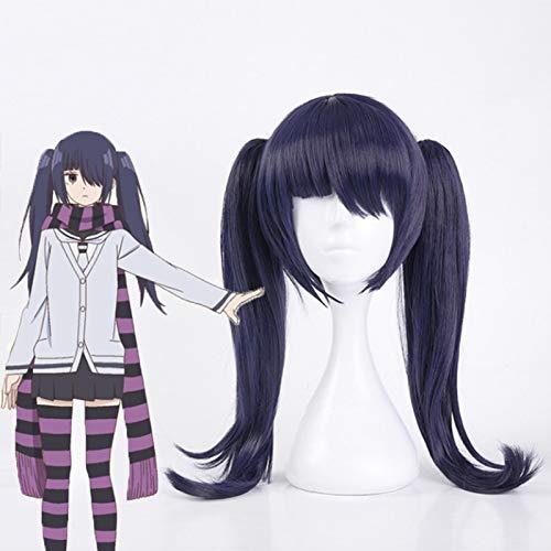 Anime Senryuu Mädchen Cosplay Perücken Tao Hanakai Cosplay Perücke Hitzebeständige synthetische Perücke Haare Halloween Karneval Party Senryuu Shouj