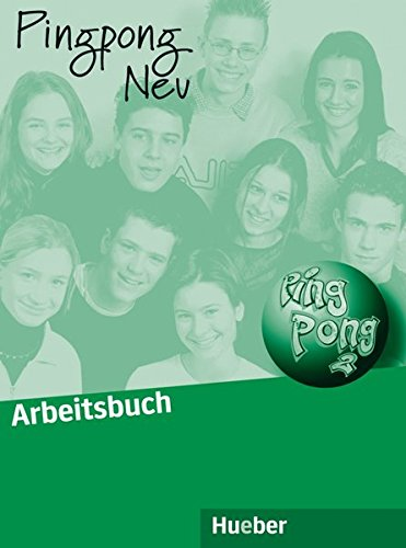 PINGPONG NEU 2 Arbeitsbuch (l.ej.int.): Arbeitsbuch 2: Vol. 2