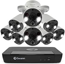 Swann SONVK-886808FB-AU 8 Camera 8 Channel 4K Ultra HD NVR Security System