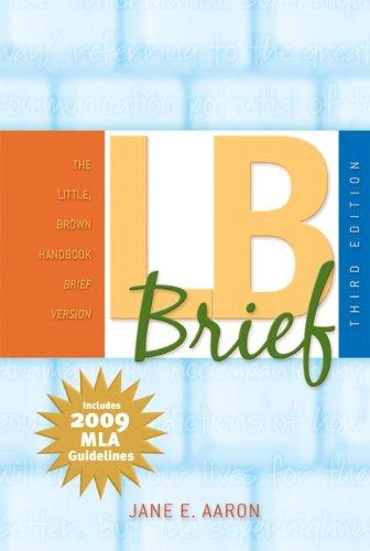 LB Brief,  MLA Update Edition (3rd Edition)