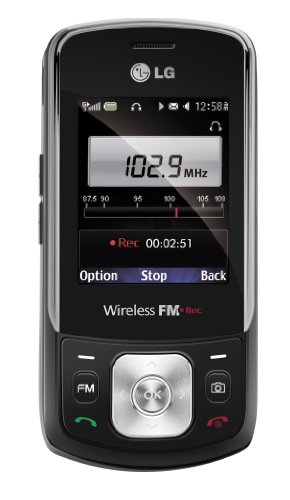 LG GB230 Julia Handy (5,1 cm (2 Zoll) Display, ohne Branding) schwarz
