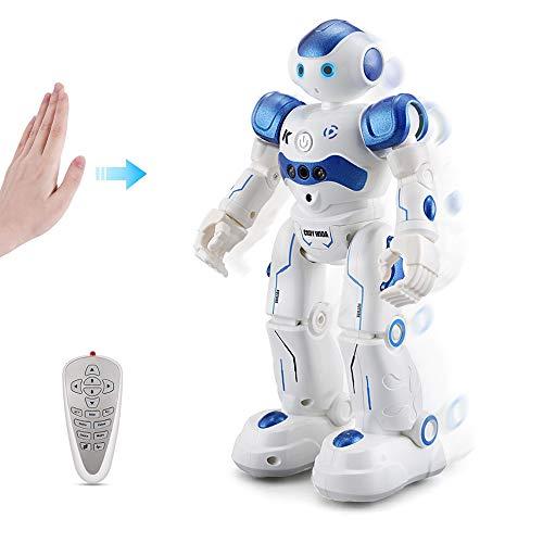 Goolsky JJRC R2 Cady WINI Robot RC Inteligente Programación Gesto Control Robot Regalo de Juguete RC para niños Entretenimiento Infantil
