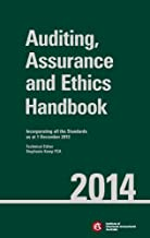 Auditing, Assurance and Ethics Handbook 2014: incorporating all the standards as at 1 December 2013