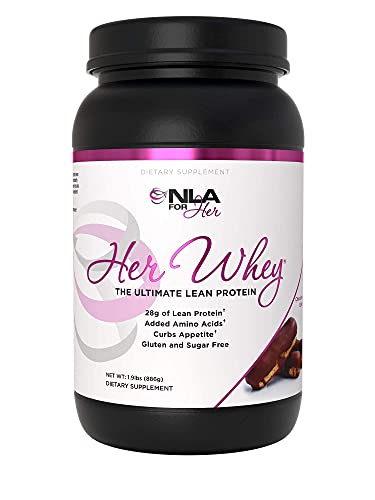 NLA Her Whey Protein (Chocolate Eclair) - 2.2 lbs...