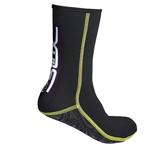 Diving Socks - Calcetines de Buceo - Calcetines Profesionales de 3MM para Neopreno Buceo Material de Neopreno Equipo de Snorkel Botas