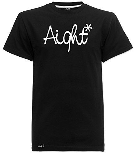 Aight Evolution Herren T-Shirt Og Logo T-Shirt