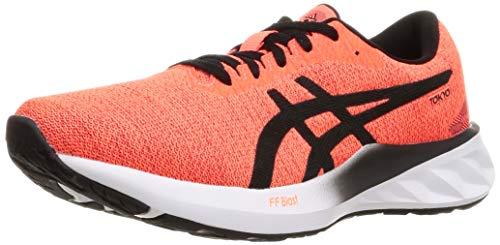 Asics Roadblast Tokyo, Road Running Shoe Hombre, Sunrise Red/Black, 46 EU