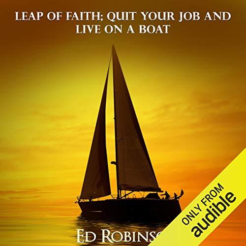 Leap of Faith audiobook cover art