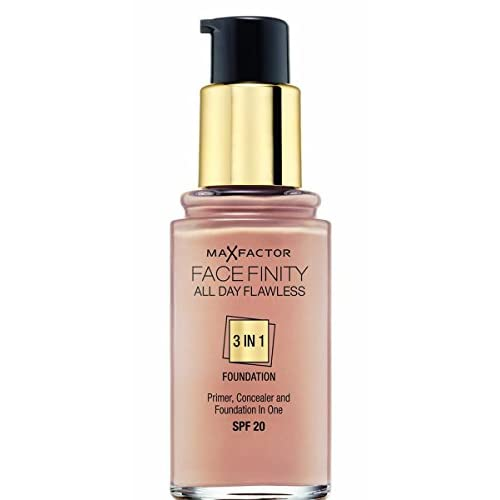 Max Factor Facefinity All Day Flawless 3in1 Foundation 50 (natural) Spf20 30ml