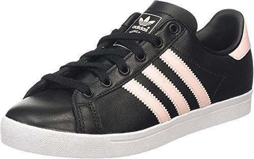 adidas Coast Star W, Zapatillas de Gimnasia Mujer, Negro (Core Black/Icey Pink F17/Ftwr White Core Black/Icey Pink F17/Ftwr White), 44 EU