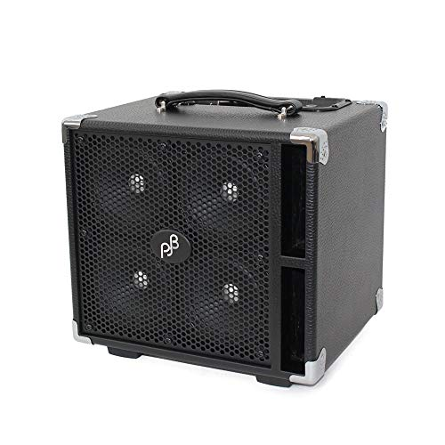 Phil Jones Bass Suitcase Compact Black