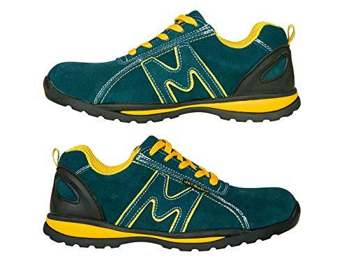 ART.MAS Arbeitsschuhe Sicherheitsschuhe Sneaker Schutzschuhe Schutzkappe (BSPORT3) (41 EU)