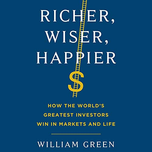 Richer, Wiser, Happier cover art