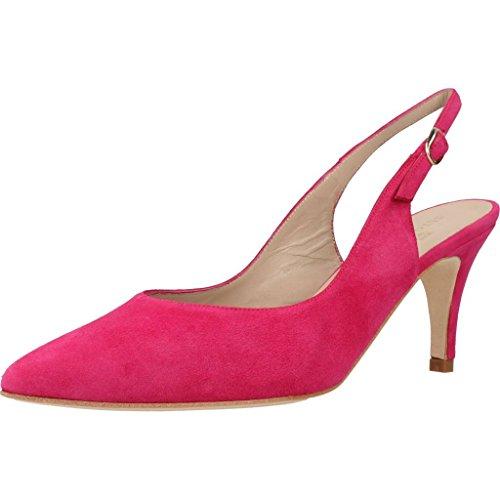 Argenta Zapatos Tacon 3303 para Mujer Rosa 36.5 EU