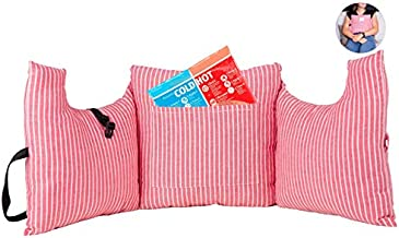 MOYOAMA Post Mastectomy Pillow After Breast Cancer Surgery or Breast Reduction - Soft Lumpectomy Pillow, Breast Cancer Pillows for Sleeping, Post Surgery Pillow - Great Breast Cancer Gifts for Women