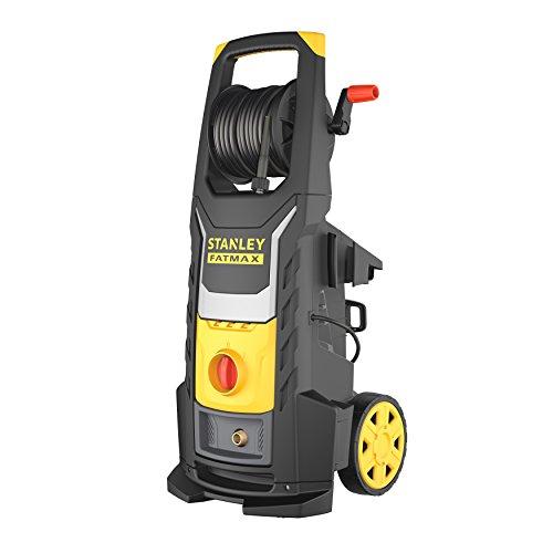 Stanley 14137 Hidrolimpiadora con motor inducción, 2800 W