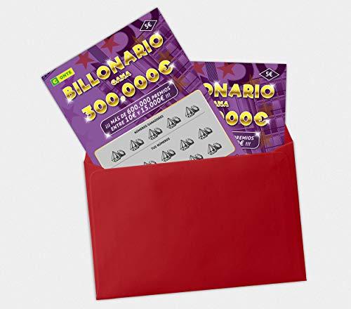 Scratch Lover - Billetes Falsos de lotería rasca y GANA