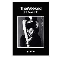 THE WEEKND ザウィークエンド - Trilogy/ポスター 【公式/オフィシャル】