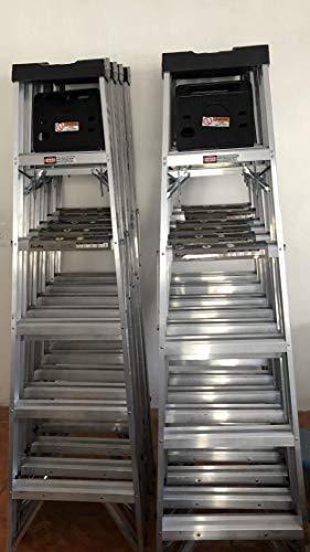 Escalera Profesional de Tijera 5 Escalones (Tipo II)