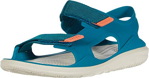 Swiftwater Expedition Sandal W, Sandalias para Mujer, Verde (Multi), 39/40 EU