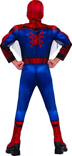 Rubie's Spider-Man: Homecoming Child's Deluxe Muscle Chest Costume
