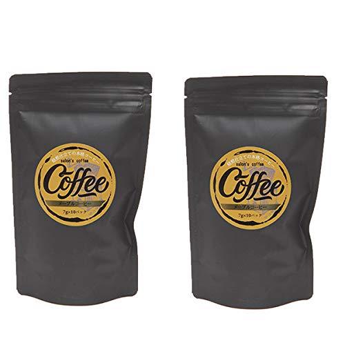 < WJB > メープルコーヒー7g×10パック (2個セット) [ コーヒー 珈琲 ティーバッグ ティーバック ティーパック コーヒーバッグ コーヒーバック エステ サロン マッサージ ウェルカムドリンク ギフト ]