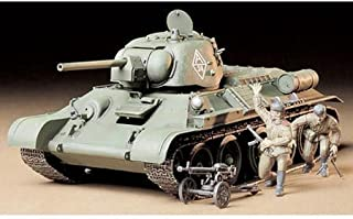 Tamiya America, Inc 1/35 Russian T34/76 ChTZ, TAM35149