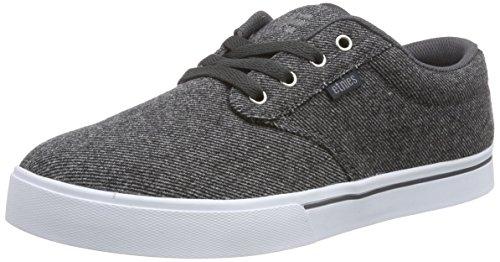 Etnies Herren JAMESON 2 ECO Low-Top, Grau (Dark Grey/Grey), 45