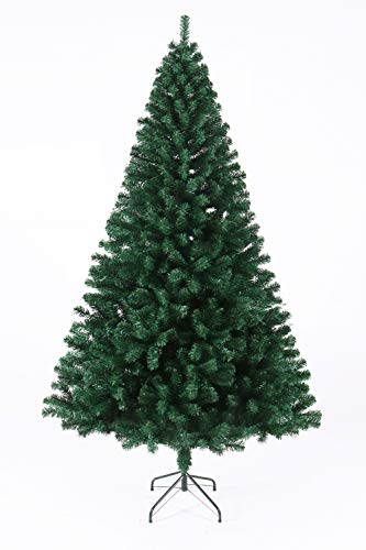 Evre Artificial Christmas Tree 5ft with PVC Tips &...