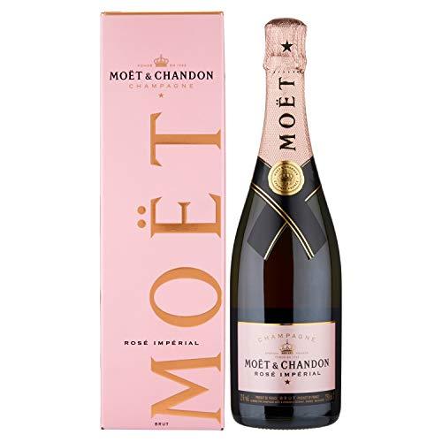 Moet & Chandon Champagner Brut Impérial Rosé GP 12% 0,75l