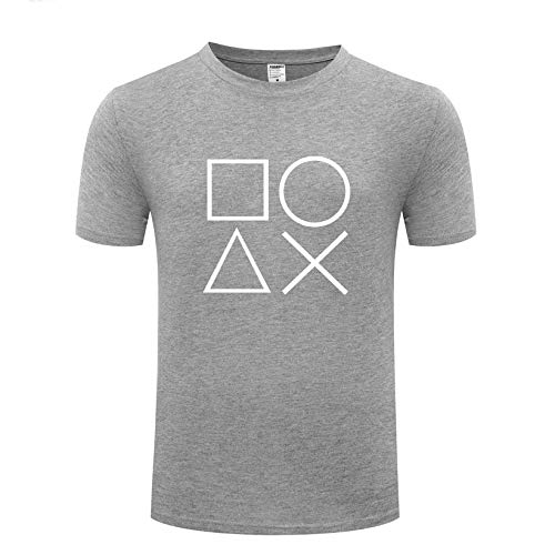 AMCYT T-shirt Boy 3D imprimé manette PS2 PS3 (T-shirt 9,M)