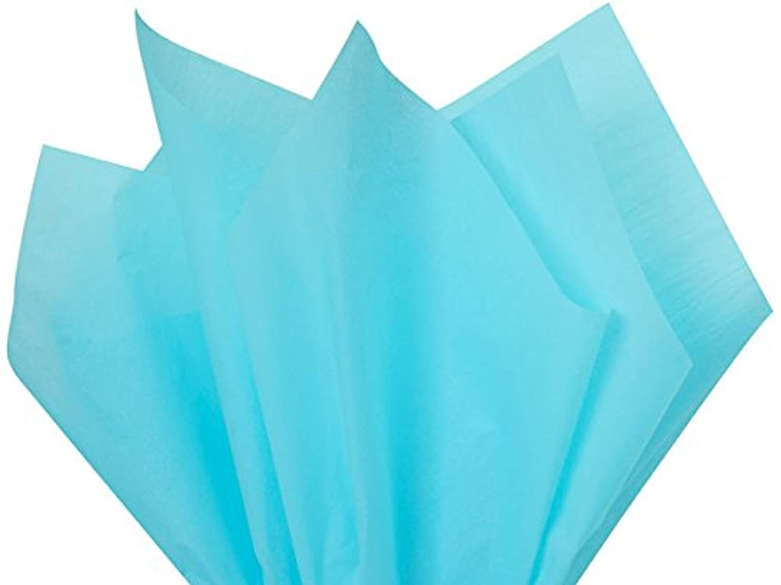 Oxford Blue Tissue Paper 20 Inch X 30 Inch - 48 Large Sheet Pack