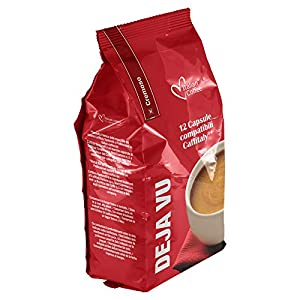 CÁPSULAS COMPATIBLES SISTEMA CAFFITALY SYSTEM-PROFESSIONAL ITALIAN COFFEE Dejavu Cremoso