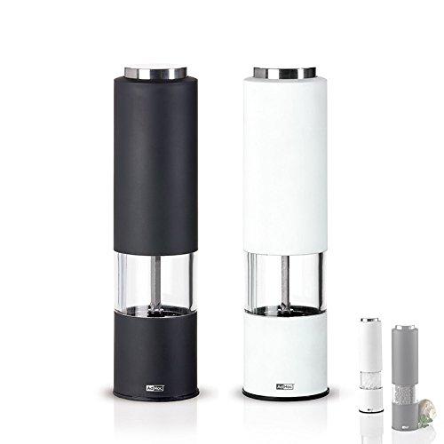 AdHoc Mühlenset Pfeffer + Salz TROPICA elektrisch