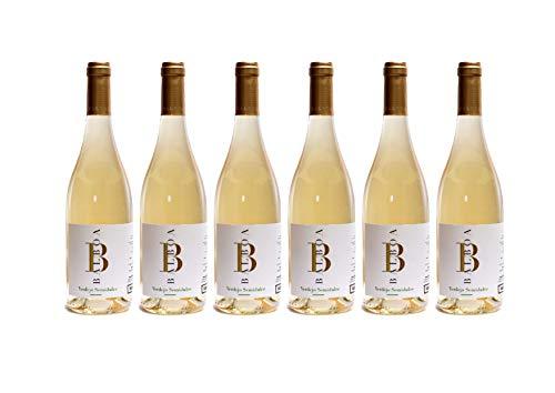 Pack 6 botellas BODEGAS TIARA Vino Blanco Balboa Verdejo Semi Dulce