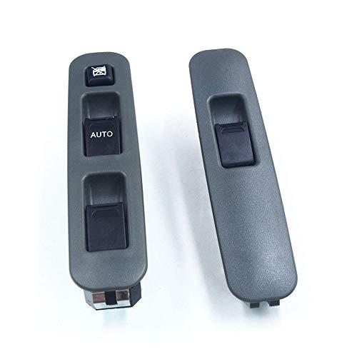 Interruptor de Ventana Botón de control del interruptor de la ventana eléctrica Compatible con Suzuki Jimny FJ Alto 1998 1999 2000 2001 2002 2003 2004-2006 37995-77A0 Durable ( Color : Set Switch )