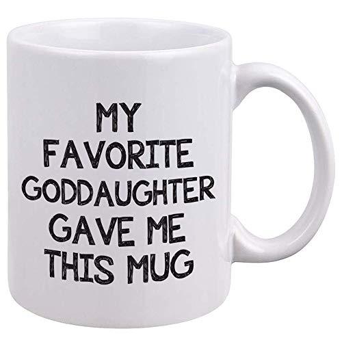 Favorite Godmother Mug