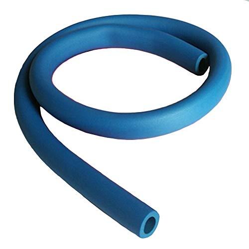 ZzhGD BBGS Rohrisolierung Gummi-Rot/Blau Isolierung Rohr, Fußbodenheizung PPR Wasserrohr-Schutzhülle Außen Frostschutz- Korrosionsschutz Gummischlauch 7mm Wand Verdicken Wasserleitung Wrap