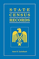 State Census Records by Ann S. Lainhart bookcover