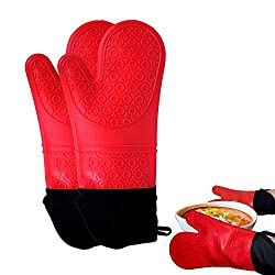 The 10 Best Oven Mitt With Quilted Cottons