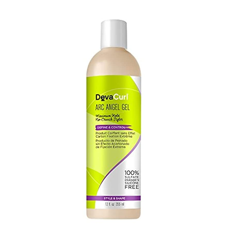 挨拶する家禽歩くデヴァ Arc Angel Gel (Maximum Hold No-Crunch Styler - Define & Control) 355ml/12oz並行輸入品