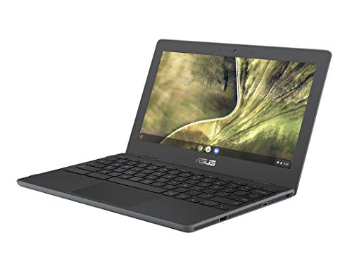 """ASUS Chromebook C204MA Grey 29.5 cm (11.6"""") 1366 x 768 pixels Intel® Celeron® N 4 GB LPDDR4-SDRAM 32 GB eMMC Chrome OS"""
