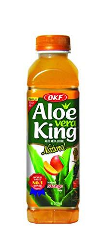 OKF Aloe Vera Drink Mango 20x500ml
