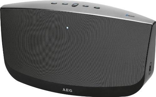 AEG BSS 4804 2.1 Stereo Bluetooth Lautsprecher (200 Watt, USB)