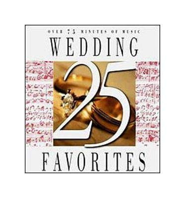 Wedding Favorites / Various